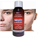 Scars Skin Silicon & Collagen Gel $12.99 Ultra Stretching Effect For Indented Atrophic Rolling Type by ALKAVITA