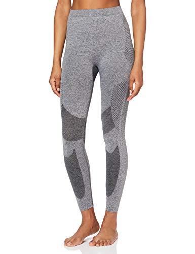 Dare 2b Women'Zonal Legging s III, Charcoal Grey, Größe M/L