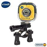 VTech Kidizoom ActionCam Appareil Photo et vidéo pour Enfant Noir/Jaune Version espagnole 28.7 x 20.1 x 8.1 Noir/Jaune