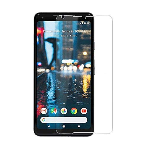 Zarala Impossible Flexible Unbreakable Nano Film Glass [Better Than Tempered Glass ] Screen Guard for GOOGLE PIXEL 2XL