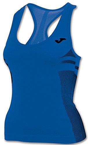 Joma Brama Emotion - Top da Donna, Colore Blu Reale. Taglia XS-S