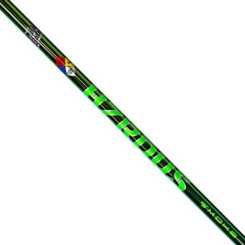 Project X HZRDUS Smoke Green PVD Driver Shafts - 335 PT - Graphite 60g - S Flex