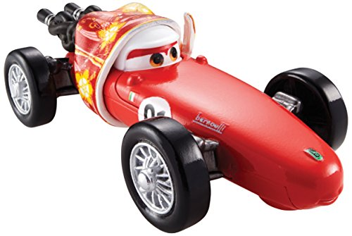 Disney Pixar Cars Diecast Mama Bernoulli (Rare)