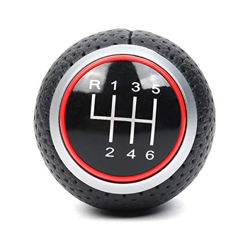 Viviance 6 Velocidad Manual Coche Cambio Perilla Para Audi A4 S4 B8 8K A5 8T Q5 8R S Línea 07-15