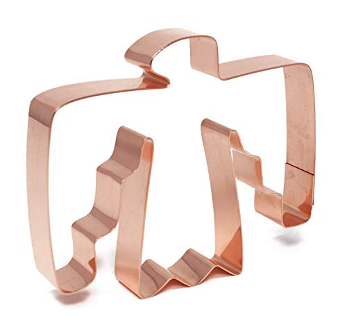 The Tribal Thunderbird Copper Cookie Cutter