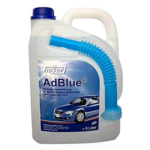 Hoyer 5 Liter StationPack AdBlue ISO 22241