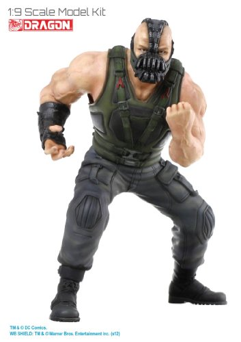 1/9 The Dark Knight Rising Bain (plastic model kit unpainted) (japan import)