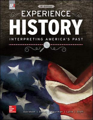 Price comparison product image Experience History Interpreting America's Past (AP Edition)