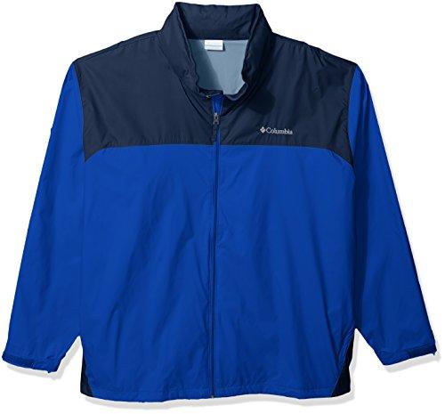 Columbia Herren Glennaker Lake Rain Jacket Regenjacke, Azul/Collegiate Navy, 3X