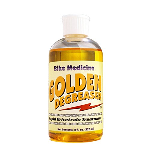 Bike Medicine Golden Degreaser Industrial Strength Bike...