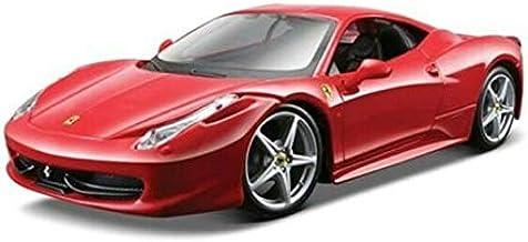 Bauer Spielwaren Maisto 539113 1 24 Kit Ferrari 458 Italia Amazon De Spielzeug
