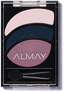 Almay Shadow Trio Eyeshadow Palette, Making Waves, 0.19 Ounce