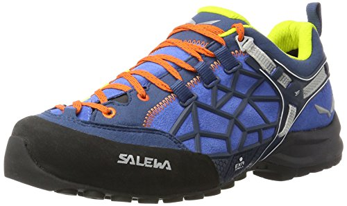 SALEWA Salewa MS Wildfire Pro, Trekking & Wanderhalbschuhe Herren, Blau (Royal Blue/Holland), 40.5 EU