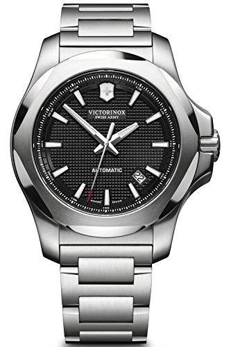 Victorinox inox orologio Uomo Analogico Automatico con cinturino in Acciaio...