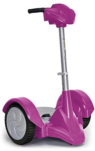 Famosa Feber - Patín eléctrico Dareway Revolution 12 V, Color Rosa 800010841