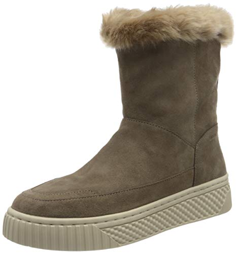 Geox D Licena A, Ankle Boot Mujer