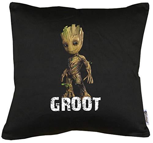 TShirt-People I am Groot Baby Kissen mit Füllung 40x40cm