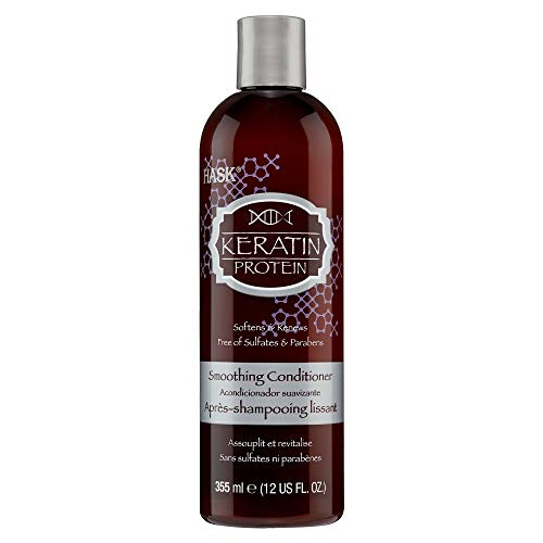 HASK Keratin Protein Smoothing Conditioner, 355 ml