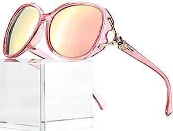 FIMILU Polarized 100% UV400 Protection Lenses Classic Sunglasses