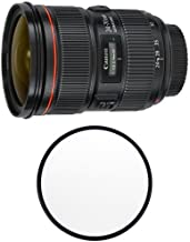 Canon EF 24-70mm f/2.8L II USM Standard Zoom Lens with B+W 82mm Clear UV Haze