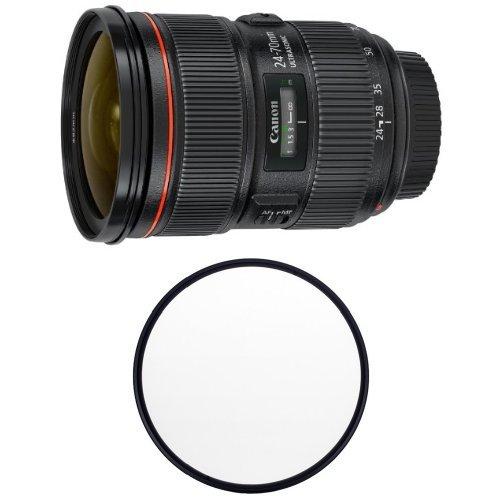Canon EF 24-70mm f/2.8L II USM Standard Zoom Lens...