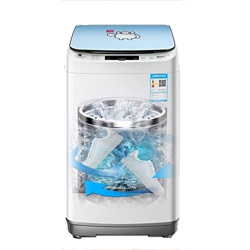 PNYGJM Lavadora de Zapatos 4 en 1 Inteligente Totalmente automática Lavadora Perezosa portátil , Lavado de Zapatos/lavandería/deshidratación/Esterilización/máquina