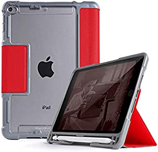 STM Dux Plus Duo for iPad Mini 5th gen/Mini 4 - Red (stm-222-236GY-02)
