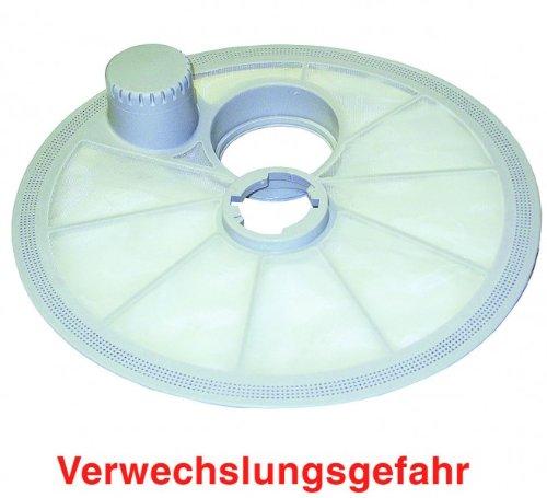 Sieb(SP) grob, Tellerform, passend zu Geräten von:AEG Alno-Küchen (Zanussi Wh...