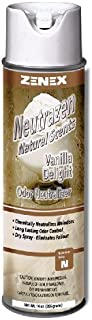 Zenex Neutrazen Vanilla Delight Natural Scent Odor Neutralizer - 12 Cans (Case)