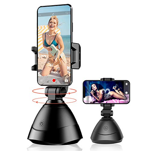 Smart Face Tracking Holder 360°Rotation Gimbal TopyOne Smart Shooting Auto Portable Selfie Stick Vlog YouTube Live Video Compatible with iOS Android Phones