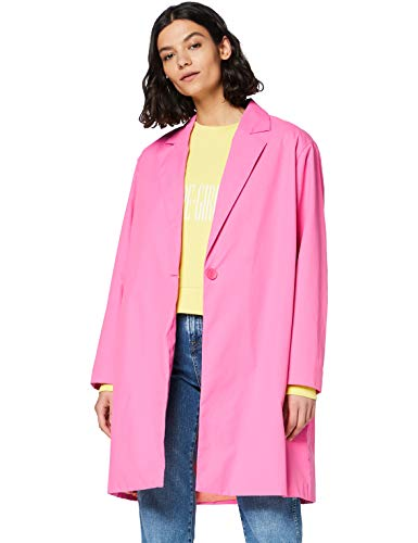 Pepe Jeans Elvira Giacca, Rosa (334chewing Gum 334), SMA L L Donna