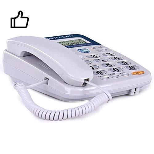 DZTIZI vaste telefoonoproep, met 2 interfaces, voor thuiskantoor, winkel, verkoop