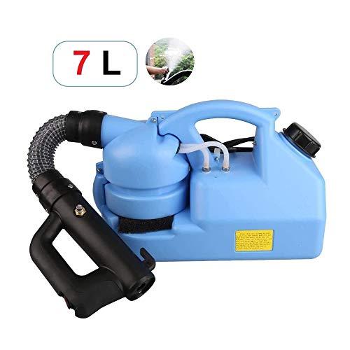 XDXDO 7L Elektrische ULV Sprüher, bewegliche Fogger Atomizer Sprayer Fogger Desinfektion für Indoor Outdoor öffentliche Plätze Büroarbeitshygiene