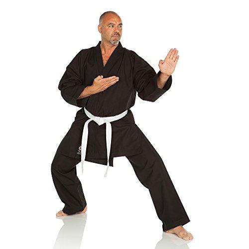 Ronin Brand Karate Gi (Schwarz, 4)