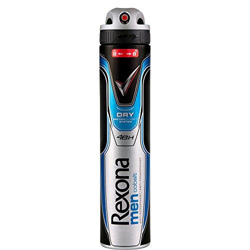 Rexona Men Déodorant Homme Spray Anti Transpirant...