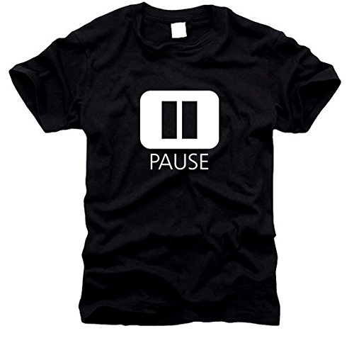 PAUSE T-shirt – Taille XXXL