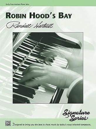 [(Robin Hoods Bay: Sheet)] [Author: Randall Hartsell] published on (June, 2000)