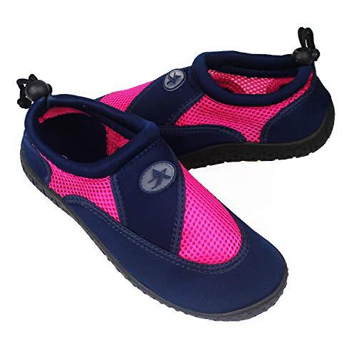 Zapatos de Agua, Zapatillas para Buceo Snorkel Surf Piscina Playa Vela Mar Río Aqua...