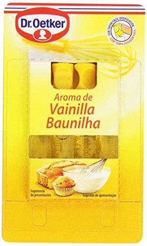 Dr. Oetker Aroma de Vanilla, 4 Doses