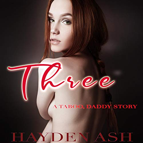『Three: A Taboo, Daddy Story』のカバーアート