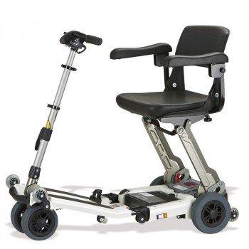 Klappbarer Scooter aus Aluminium 'Luggie'