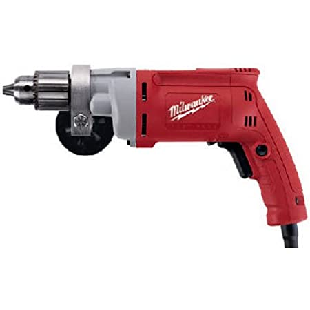 Milwaukee 0299-20 Magnum 8 Amp 1/2-Inch Drill Review