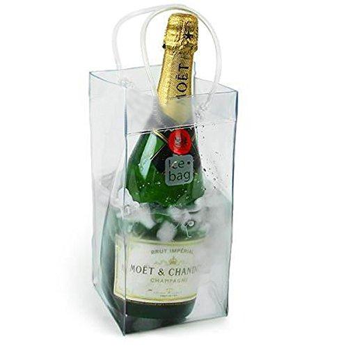 Bottiglia di vino Pixnor ghiaccio refrigeratore Carrier Bag