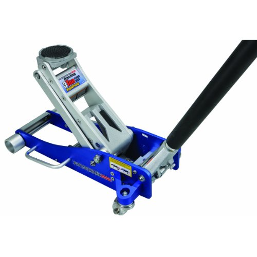 3 Tons Aluminum Racing Floor Jack With Rapid Pump