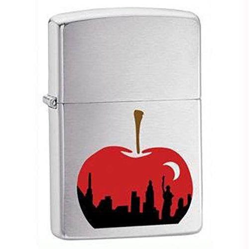Zippo ZIPPO Feuerzeug, Benzinfeuerzeug, Sturmfeuerzeug (Apfel) Apfel