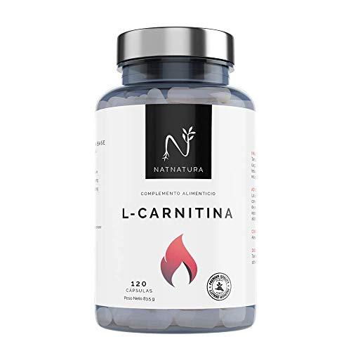 L-Carnitina.Complemento Alimenticio de L-Carnitina. Potente