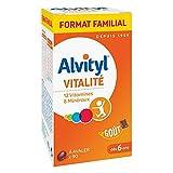 Alvityl - Vitamines - Minéraux - Oligo-élements - Format familial - boite de 90 Comprimés - lot de 2 boites