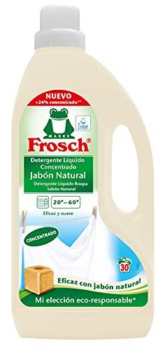 Frosch Detergente Ecológico Jabón Natural X 5 Ud