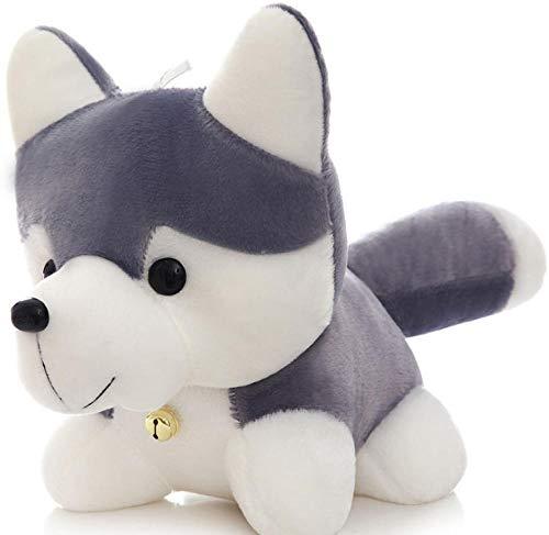 Husky knuffelpop kinderen begeleiden twee poppetjes poppen poppen -60cm slapen