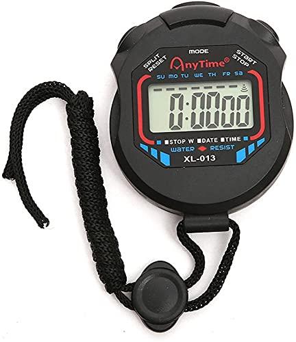 XINGDONG Cronómetro de cronómetro de cronómetro Temporizador de Temporizador y